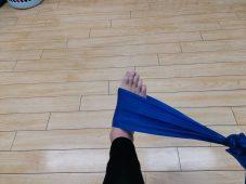 偏平足の運動療法